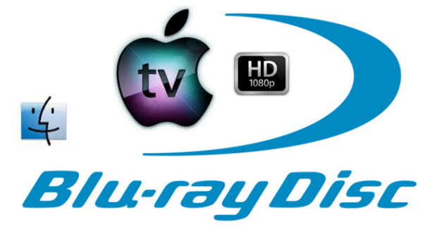 Play Blu-ray on Apple TV 3
