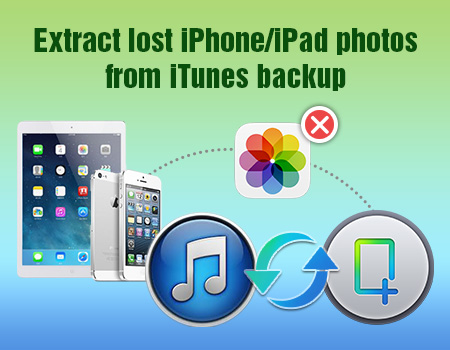 extract photos from itunes backup