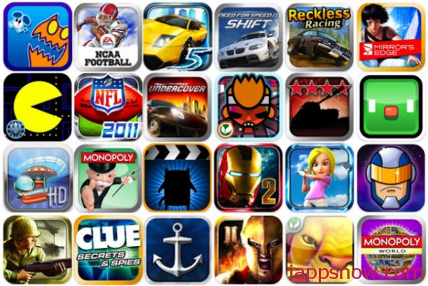 best ipod games