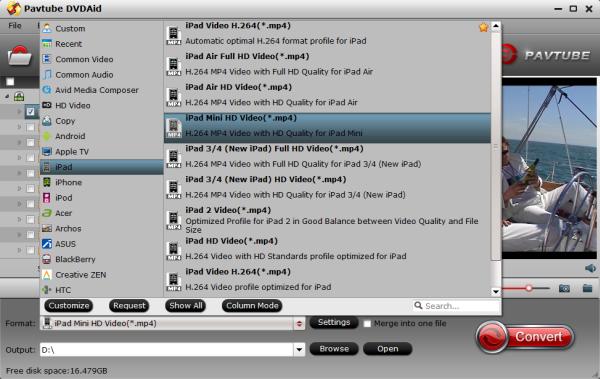 ipad mini ipad mini 2 format