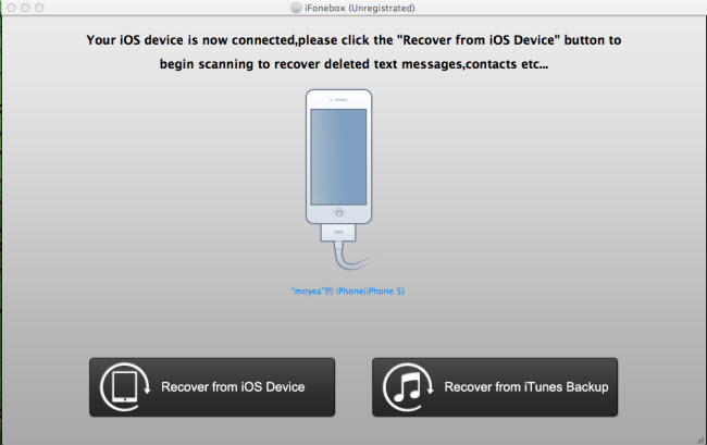 recover deteled phone number