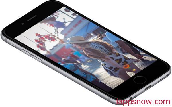iPhone 6 or iPhone 6 Plus