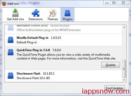 how to get a quicktime file to play on chrome