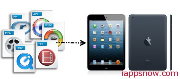 iPad Mini 3 Supported Video Formats