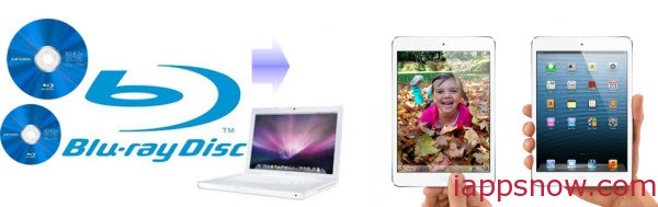 Top 3 Mac Blu-ray Ripping and Copying Tools for iPad