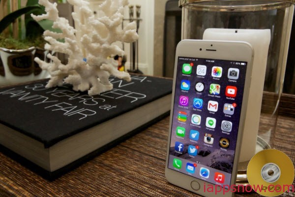 View DVD films on iPhone 6 Plus
