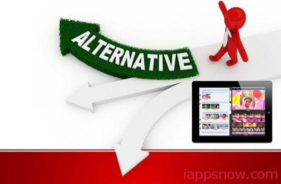 iMovie Alternatives for iPad