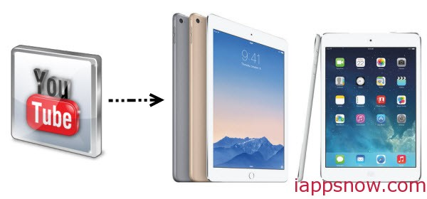 Import Youtube Video to iPad Air(2)