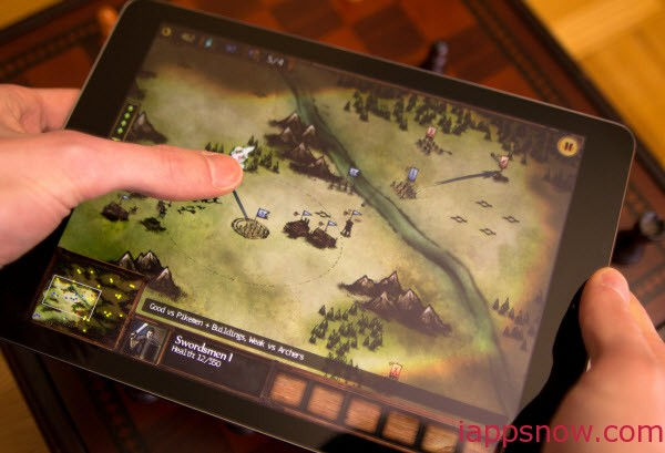 best strategy games for the iPad