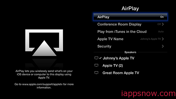 Fix Apple TV AirPlay Problems