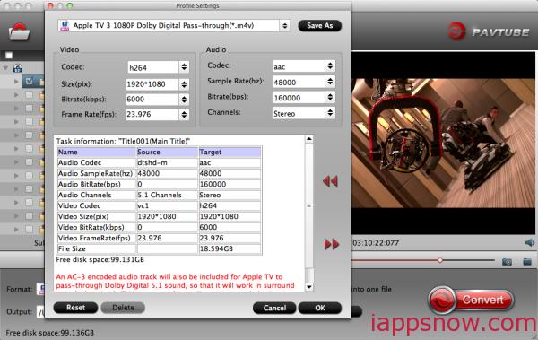 Play Blu-ray/DVD ISO on Apple TV 3 through Plex server
