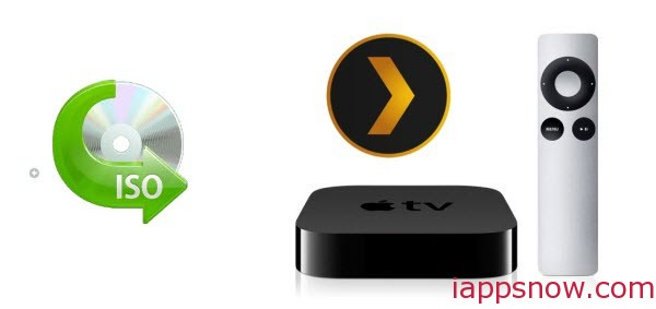 Play Blu-ray/DVD ISO on Apple TV 3