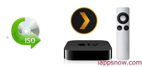 Play Blu-ray/DVD ISO on Apple TV 3