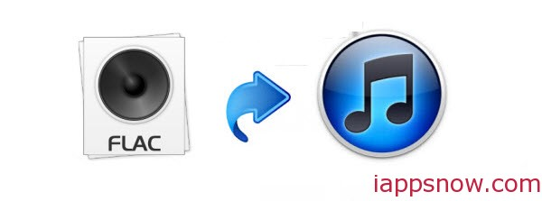 Convert FLAC to iTunes on Mac
