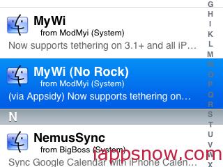 MyWi (No Rock)