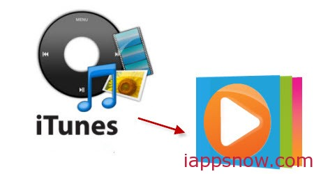 Moving iTunes Library to Windows Media Player