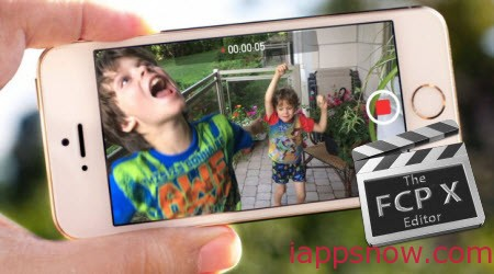 use iPhone 6 Video with FCP X