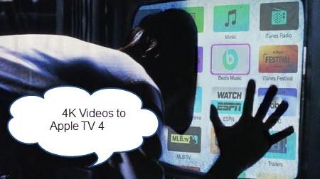 WorkAround- The next Apple TV 4 won't play 4K video