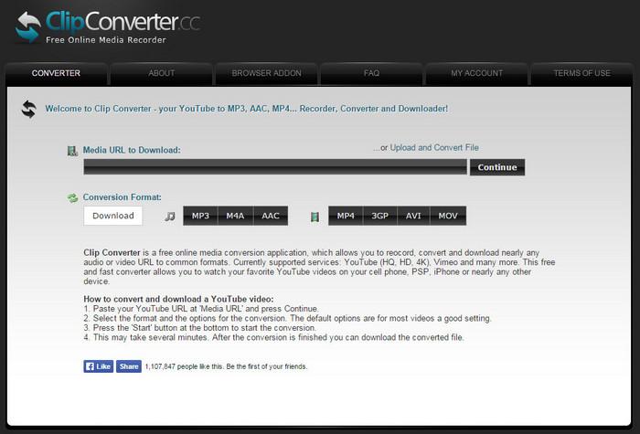 video to audio converter free