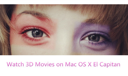 Play 3D Movies on Non-3D Mac Computer Screen